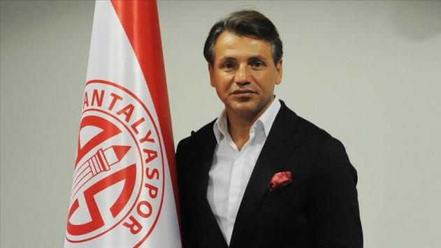 Antalyasporda Tamer Tuna dönemi sona erdi
