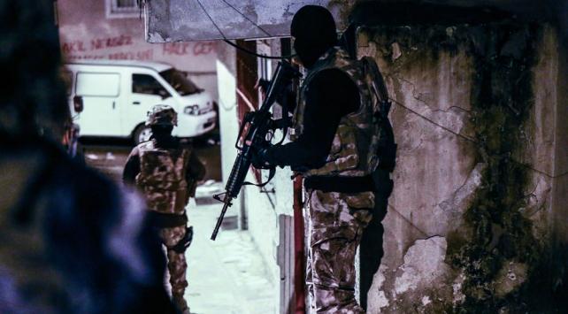 DHKP-Cnin ana yapılanmasına operasyon: 93 gözaltı