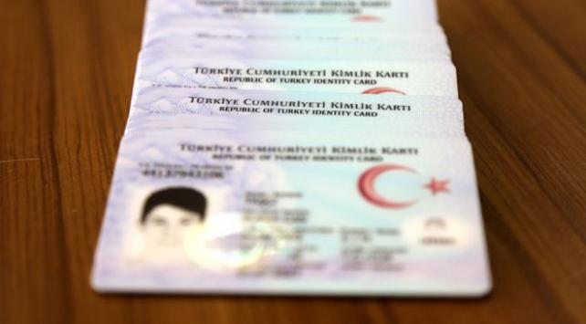 Ehliyet ve kimlik tek kartta
