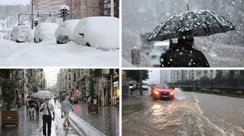 Kış aylarında sıcaklıklar mevsim normallerinde seyredecek