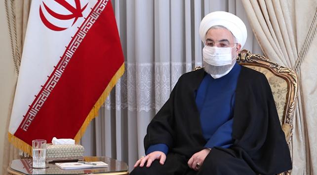 İran Cumhurbaşkanı Ruhaniden, 29 Ekim mesajı