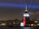 İstanbul'da 29 Ekim Cumhuriyet Bayramı coşkuyla kutlandı
