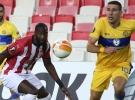 Sivasspor'da tek değişiklik