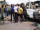 Senegal'de trafik kazası: 16 ölü