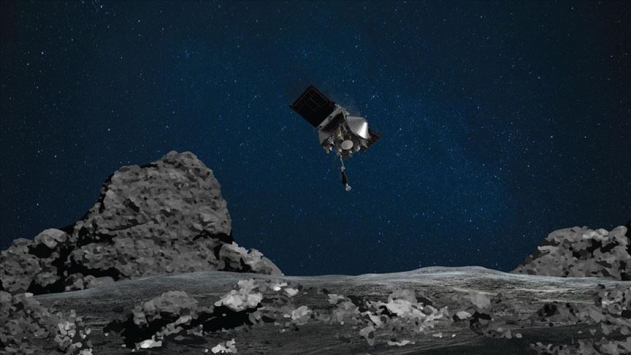 NASA topladığı gök taşı örneklerini kapsülle dünyaya gönderiyor