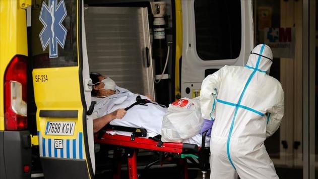 Belçika COVID-19 hastalarını Almanyaya gönderebilecek
