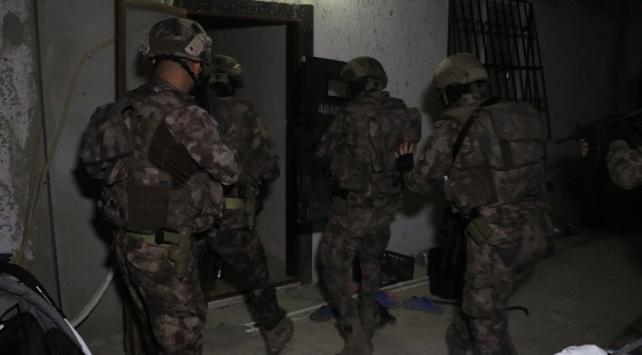 Adanada terör örgütü operasyonu: 5 gözaltı