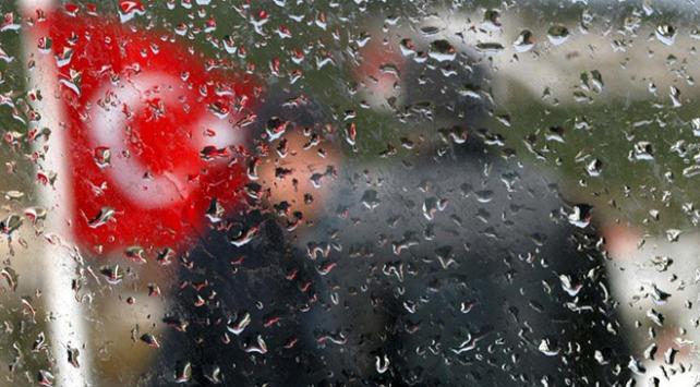 Meteorolojiden 5 kente kuvvetli yağış uyarısı
