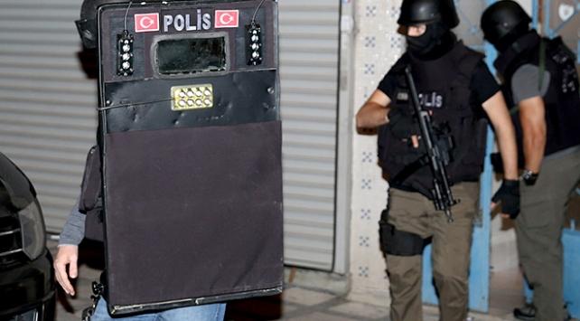 Samsunda DEAŞ operasyonu: 16 şüpheli yakalandı