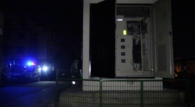Kocaelinde elektrik trafosunda patlama: 2 yaralı