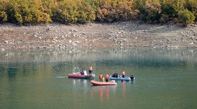 Gülistan Doku için baraj gölünün yarısı tarandı
