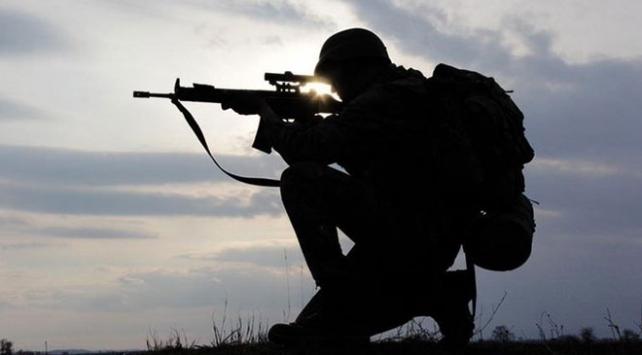 Fırat Kalkanı bölgesine sızmaya çalışan 2 terörist etkisiz hale getirildi