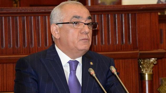Azerbaycan Başbakanı Esedovdan Cumhurbaşkanı Yardımcısı Oktaya dayanışma mesajı