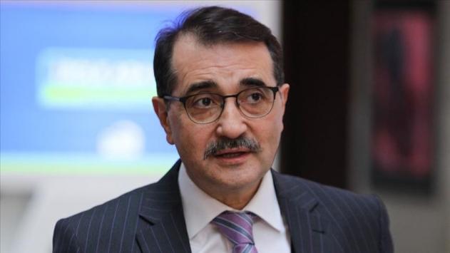 Enerji ve Tabii Kaynaklar Bakanı Dönmez İzmire gidiyor