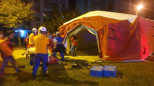 İzmir Valisi Köşgerden çadır kurulacak alanlara ilişkin açıklama