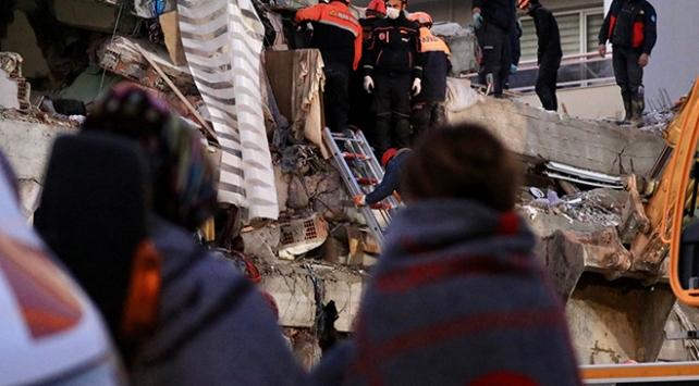 575 artçı deprem yaşandı