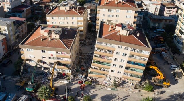 DASK deprem bölgesinde