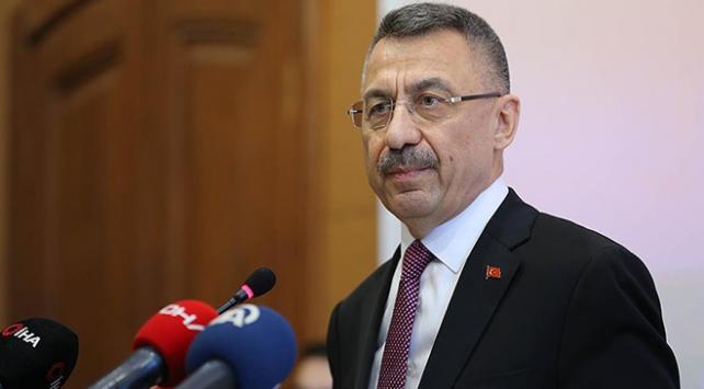 Cumhurbaşkanı Yardımcısı Oktay İzmire gidiyor