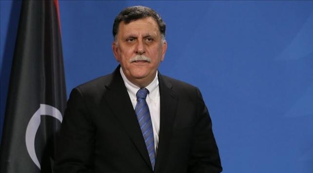 Libya Başbakanı Serrac, BM yetkilisiyle, Libyadaki siyasi çözüm sürecini görüştü