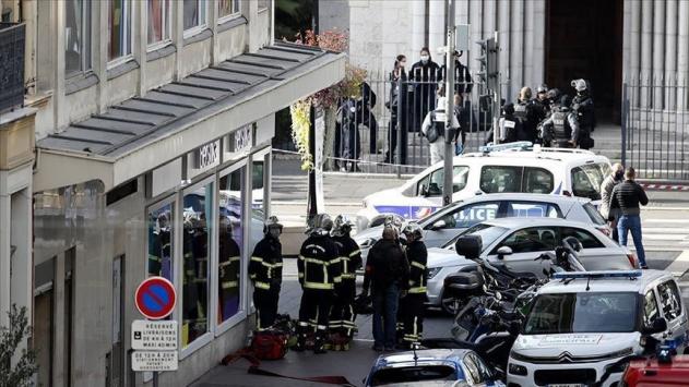 Fransada Yunan Ortodoks kilisesinde saldırı