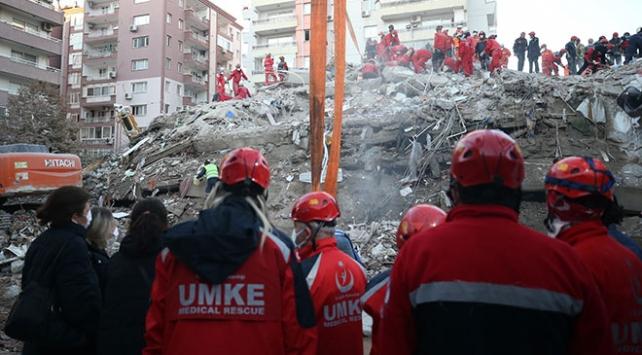 Cumhurbaşkanı Yardımcısı Oktay: 7 acil yıkılacak bina tespit edildi