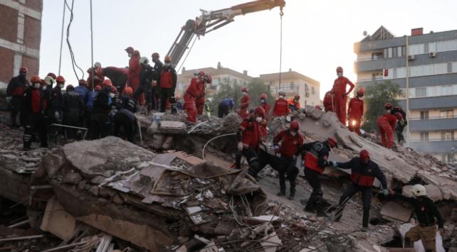 Eşyasını alamayan vatandaşlara 30 bin lira yardım