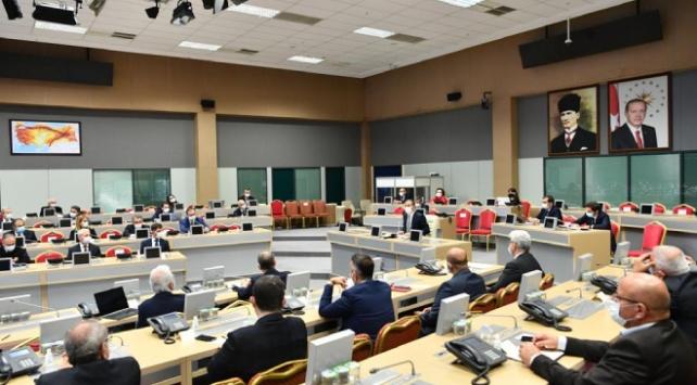 İstanbul İl Pandemi Kurulu Toplantısı gerçekleştirildi
