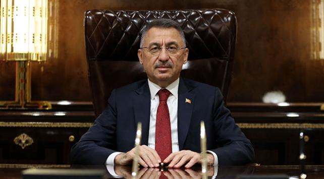 Cumhurbaşkanı Yardımcısı Oktay, AK Partinin 18. yıl dönümünü kutladı