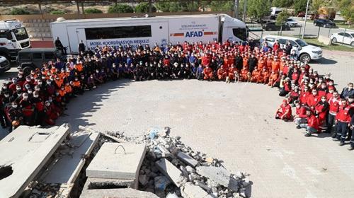Arama kurtarma ekipleri böyle ayrıldı