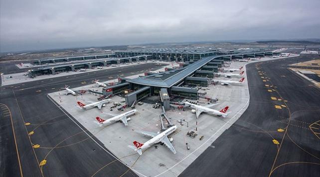 İstanbul Havalimanı ve THYden 3 Kasım rekorları