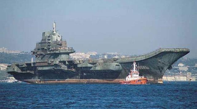 Çin Donanmasından Gövde Gösterisi