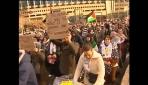 Avrupanın Başkentinde İsraile Protesto