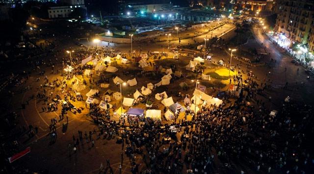 Mursi İçin Sokağa Döküldüler