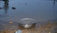 Sri Lanka'da Sel Etkili Oldu