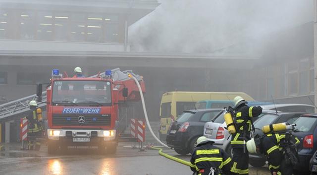 Almanyada Yangın: 14 Kişi Öldü