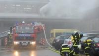 Almanya'da Yangın: 14 Kişi Öldü