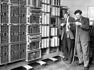 Halen Çalışan En Eski Bilgisayar