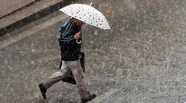 Meteorolojiden 2 kente kuvvetli yağış uyarısı