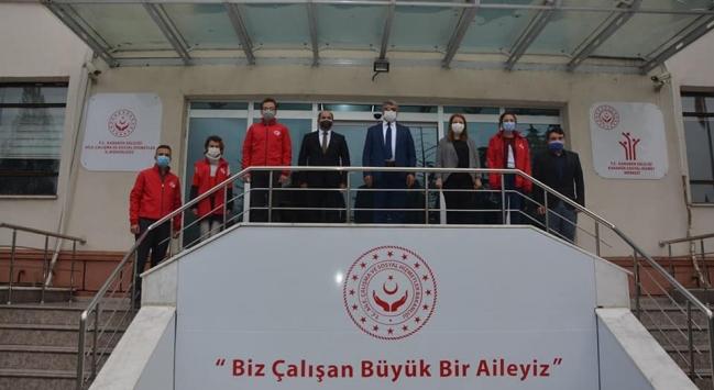 Karabükten sosyal hizmet görevlileri İzmirdeki depremzedelere psikolojik destek sağlayacak