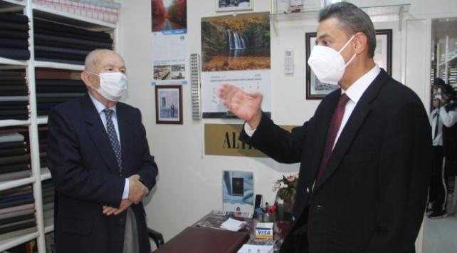 Sinop Valisinden koronavirüs uyarısı: Kurban olurum, cenazelere dikkat edelim
