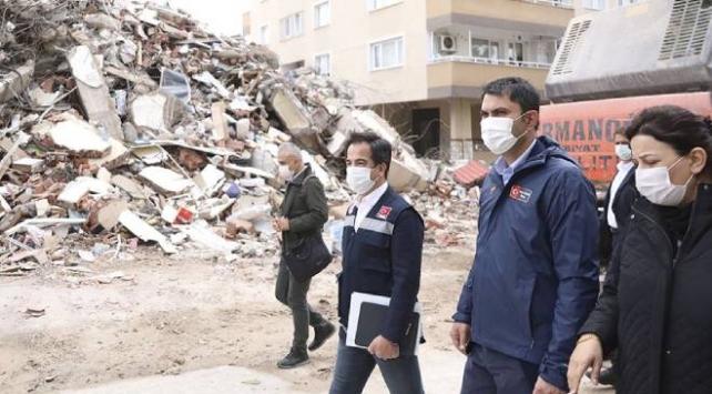 Bakan Kurum: Deprem konutlarının maliyeti hesaplanıp yüzde 40-50 indirim yapılacak