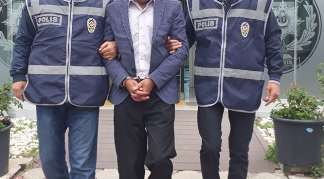 Antalyada FETÖ/PDY operasyonu: 2 tutuklama