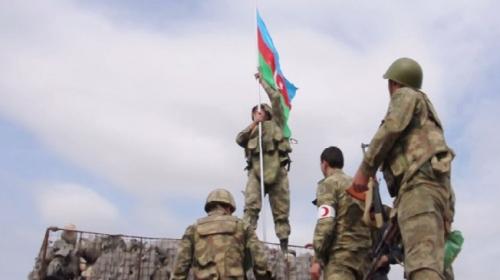 Karabağ'da istikamet tarihi Şuşa kenti