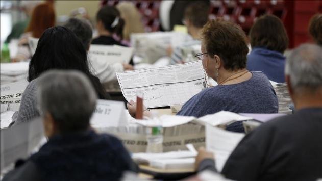 Pensilvanyadaki oy sayımının durdurulması için mahkemeye başvuruldu
