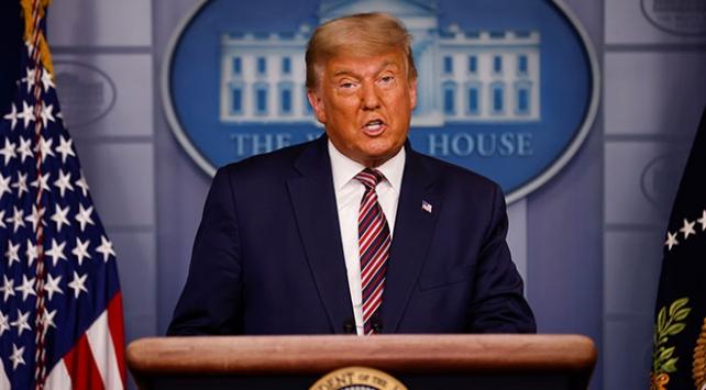 ABD Başkanı Trumptan Bidena mesaj: Yasal işlemler şimdi başlıyor