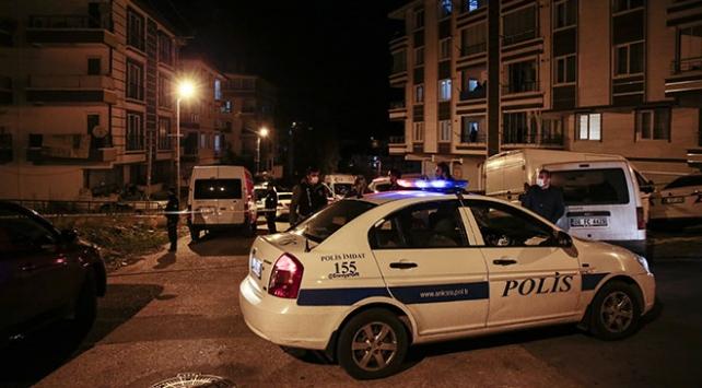 Eşi ve 2 çocuğunu silahla öldüren şüpheli yakalandı