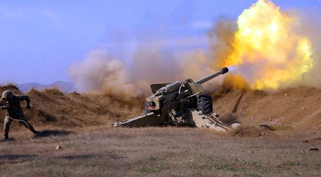 Azerbaycan ordusu Ermenistan güçlerine kayıplar verdirdi