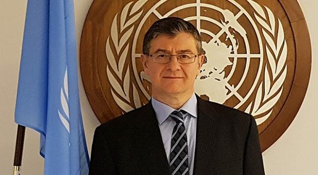 Cihan Terzi BM Komitesine yeniden seçildi