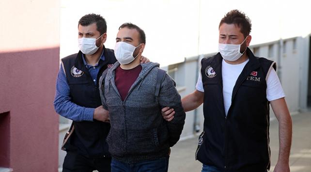 Terör örgütü elebaşı Duran Kalkanın medya işlerini yapan terörist yakalandı