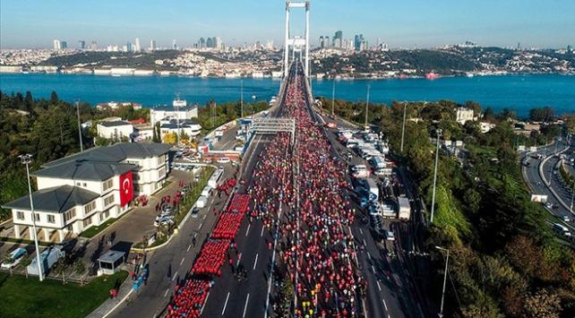 42. İstanbul Maratonunda birçok ilk yaşanacak
